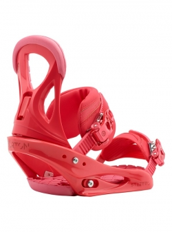 Burton Stiletto Coral 18