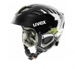 Uvex X-RIDE MOT.GRAPH.'12-BLACK