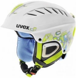 Uvex X-RIDE MOT.GRAPH. W'12 White-green